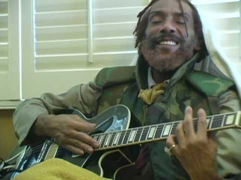 Bad Brains - H.R. Interview / Solo (2010) - Megaforce Records