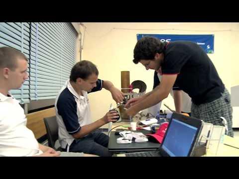 Projets étudiants : retour sur le C'Space 2013