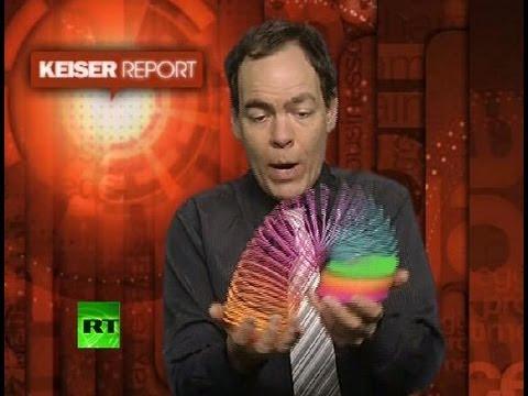 Secret Fed Loans & Slinky School of Economics