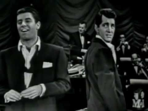 Dean Martin and Jerry Lewis - Colgate Comedy Hour  Kitty Kalen stars  - Part 4