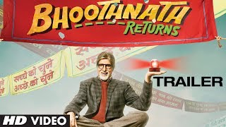 """Bhoothnath Returns"" Trailer (Official) 