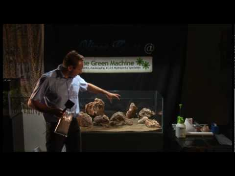 Oliver Knott @ The Green Machine Aquascaping Demo (Part 3 of 4) Full Video