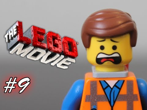 LEGO Movie Videogame - Part 9 - UNDERWATER AWESOME! (HD Gameplay Walkthrough)