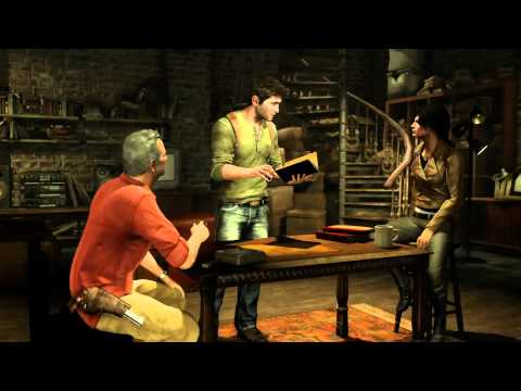 UNCHARTED 3 Drakes Deception E3 Trailer 1080p