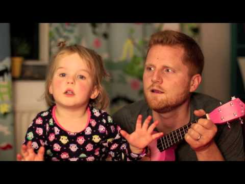 Tonight You Belong to Me (Cover) - Me and my 4 y.o.