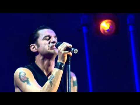 Depeche Mode - The Sweetest Condition ( live Paris 2001 )