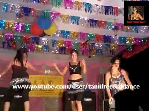 Tamilnadu Village Latest Hot Record Dance