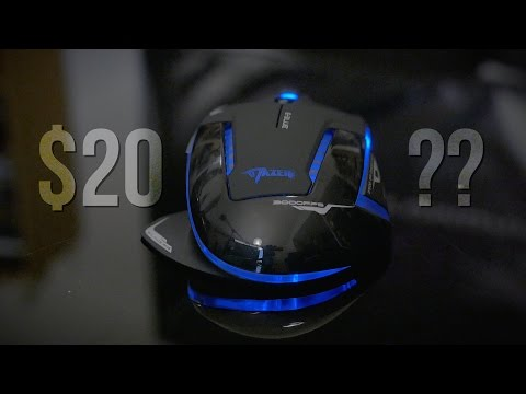IS A $20 GAMING MOUSE ANY GOOD?