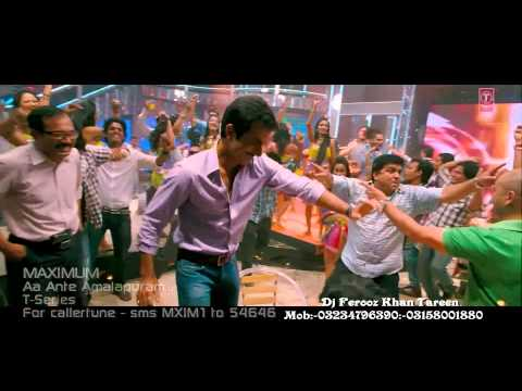 Aa Ante Amalapuram Official New Item Song Maximum 2012 Feat  Hazel Keech   HD 1080p 720p