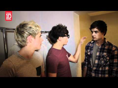 One Direction - Spin the Harry, Episode 2