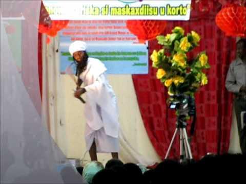 Mooge Festival 2009 - Riwaayad PART 1 - Hiddo & Dhaqan