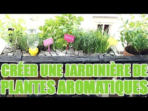 composer une jardini re rectangulaire d co jardin avec youmakefashion. Black Bedroom Furniture Sets. Home Design Ideas
