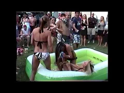 Slip & Slide V - July 18, 2009 - Oil Wrestling II