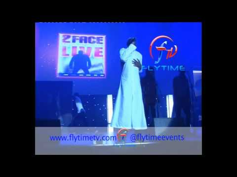 Flytime TV: 2face Live Concert performing Fly