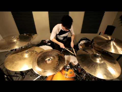 "3OH!3 - ""Double Vision"" Drum Cover by Kyle Jordan Mueller"