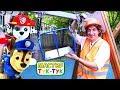 Видео для детей - Тук-Тук Шоу 22 серия - Щенячий Патруль
