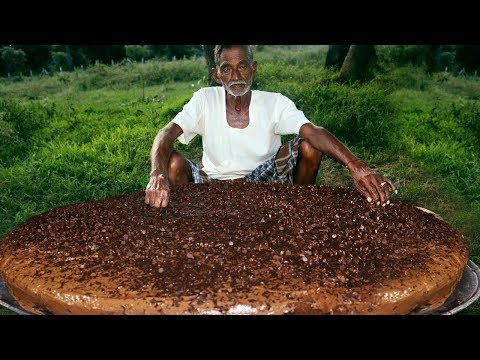 Chocolate Cake Recipe | How to Make Homemade Chocolate Cake Without Oven by Our Grandpa For Kids