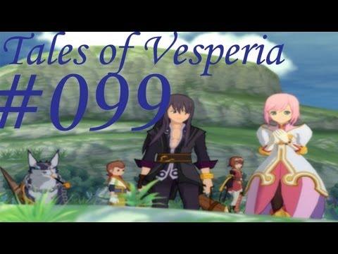 Let-s Play Tales of Vesperia - Part 99 Spamming my Burst Arte