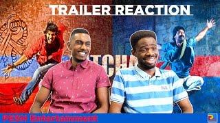 Yatchan Trailer Reaction | PESH Entertainment