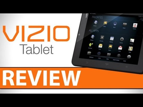 VIZIO 8 Tablet for Android Review By Veronica This Week on Tabletzilla - Tekzilla