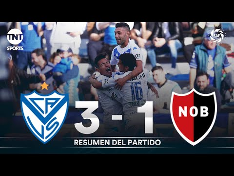 Vélez 3-1 Newell's - Fecha 4 - Superliga Argentina 2019/2020
