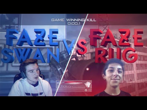 Private Match Wars vs. FaZe Rug #31 - MW2!