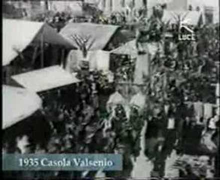 Festa di mezzaquaresima 1935