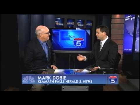 Mark Dobie - Klamath Falls Herald & News