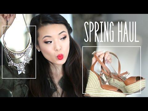 SPRING HAUL | Fashion & Accessories