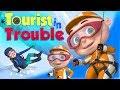 Zool Babies Series - Tourist Rescue | Cartoon Animation For Children | Videogyan Kids Shows
