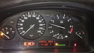 Двигатель (ДВС) BMW 5 E39 (1995-2003) Артикул 52528641 - Видео