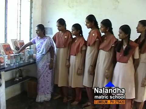 Nalandha Matriculation School, Cumbum,Theni Dt.Tamilnadu,India ( Correspondent : A.K.Sambath )