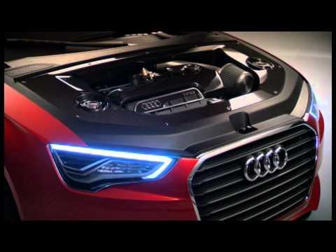 AUDI A3 concept 2011 - in HD
