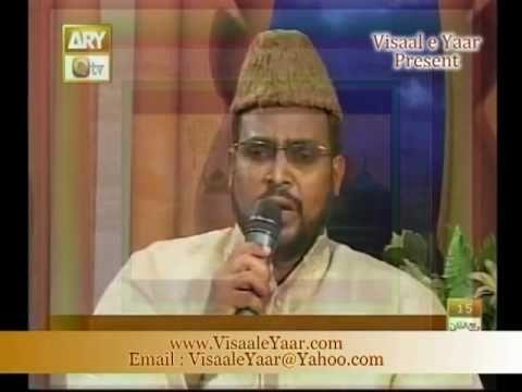 FARSI NAAT( Muhammad Shah)FAHEEM NIAZI IN QTV.BY   Naat E Habib