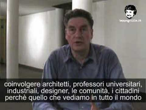 Interviste del blog beppegrillo.it: Paul Connett