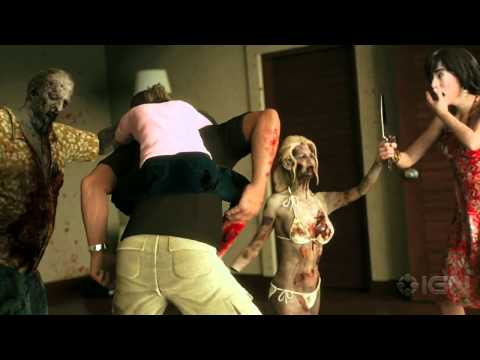 Dead Island: Official Trailer in Reverse Order