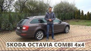 Skoda Octavia Combi 4x4 1.8 TSI 180 KM, 2014 - test AutoCentrum.pl