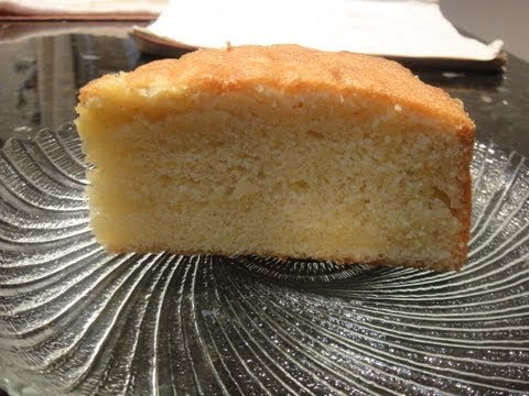 How to make Mrs. Ng SK's Traditional Vanilla Butter Cake Recipe - 牛油蛋糕