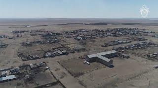 Последствия пожаров в Забайкальском крае — видео с беспилотника (25.04.2019 07:16)