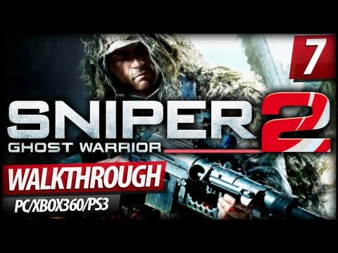 Sniper: Ghost Warrior 2 Walkthrough - PART 7 | Ghosts Of Sarajevo