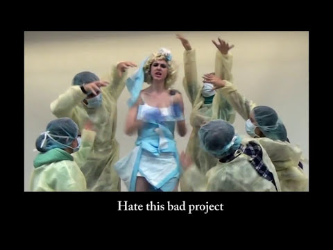 Zheng Lab - Bad Project (Lady Gaga parody) -ByMOzXPtz7s