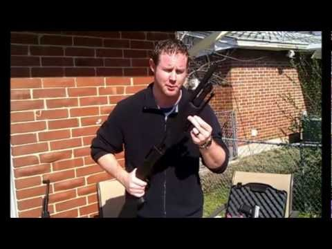 H&amp;R Pardner Protector 12 Gauge Pump Shotgun Review