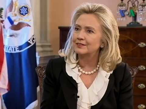 Clinton Tells VOA: US Seeks More Interaction With Iranian People
