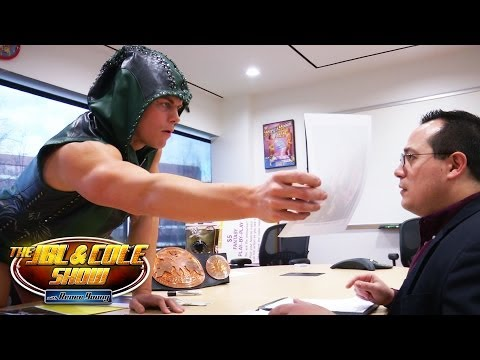Cody investigates at the WWE Headquarters - The JBL & Cole Show - Ep. #60