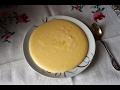 Кукурузная каша полента на молоке/corn porridge