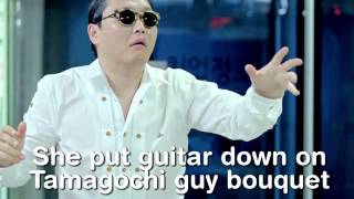 PSY – GANGNAM STYLE Misheard Lyrics (Interpretation)