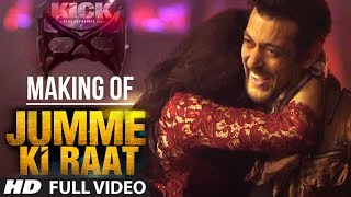Making of Jumme Ki Raat Song | Kick