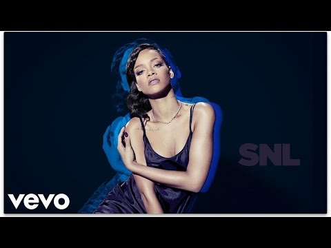 Rihanna - Stay (Live on SNL) ft. Mikky Ekko