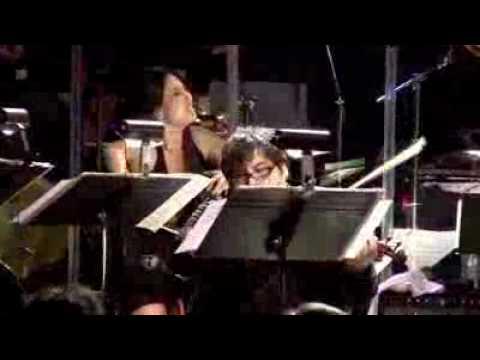 The Battlestar Galactica Orchestra  -  Apocalypse (Live)