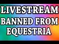 Banned From Equestria (Daily) - Blind (From Livestream) [CENCORED TO THE BEST OF MY ABILITY]